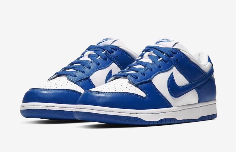 Nike Dunk Low Kentucky