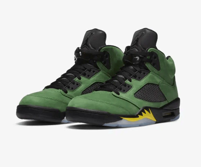 Air Jordan 5 Oregon