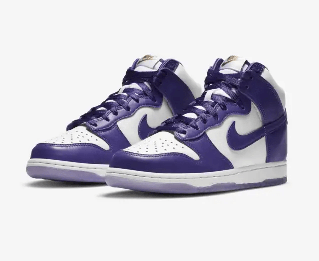 Nike Women's Dunk High Varsity Purple