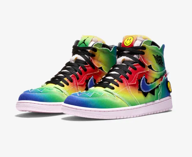 J. Balvin x Air Jordan 1 High