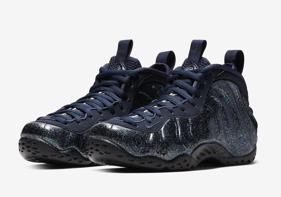 8268d4187488 This Foamposite One is just for the ladies