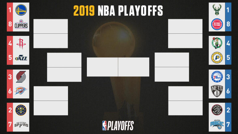2019 NBA Playoff Series Lineups Sneaker Shop Talk