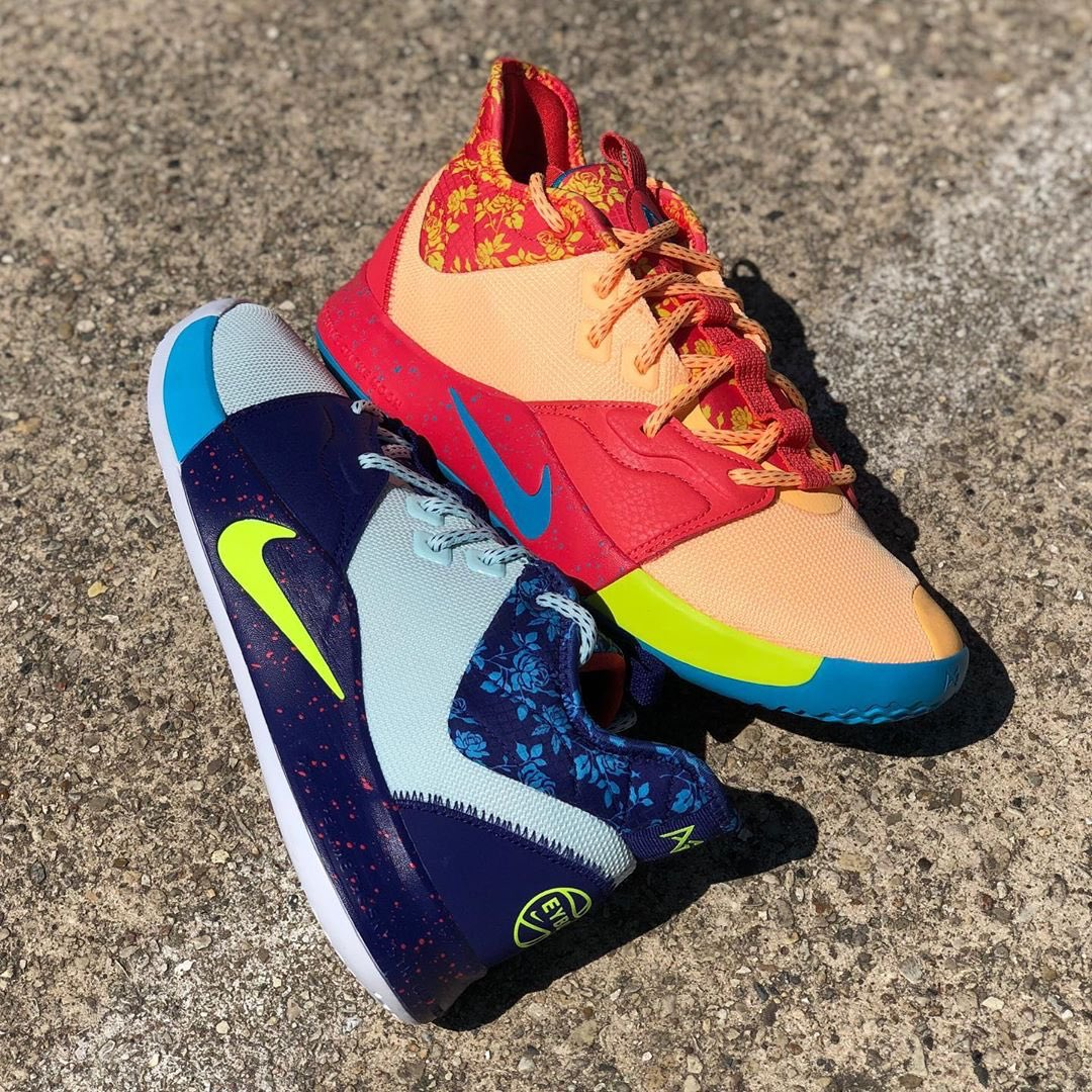 3591c901 First Look at the Nike PG3 EYBL | Sneaker Shop Talk
