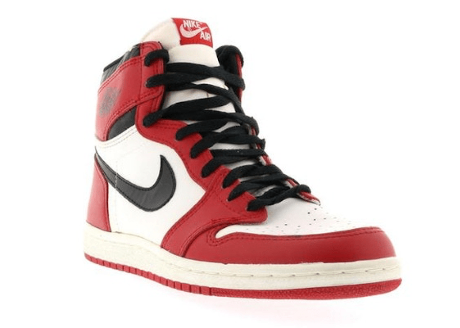 "73bf39624aee98 The shoe you see depicted is, in the sneaker world, colloquially known as  the ""Chicago"" Air Jordan 1. It originally released way back in 1985, ..."