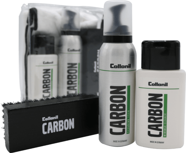 Carbon Lab cleaning set