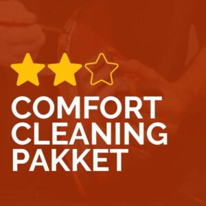 comfort cleaning pakket