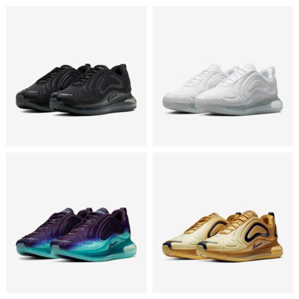 Nike Air Max 720 Up To 50% Off + Free Shipping