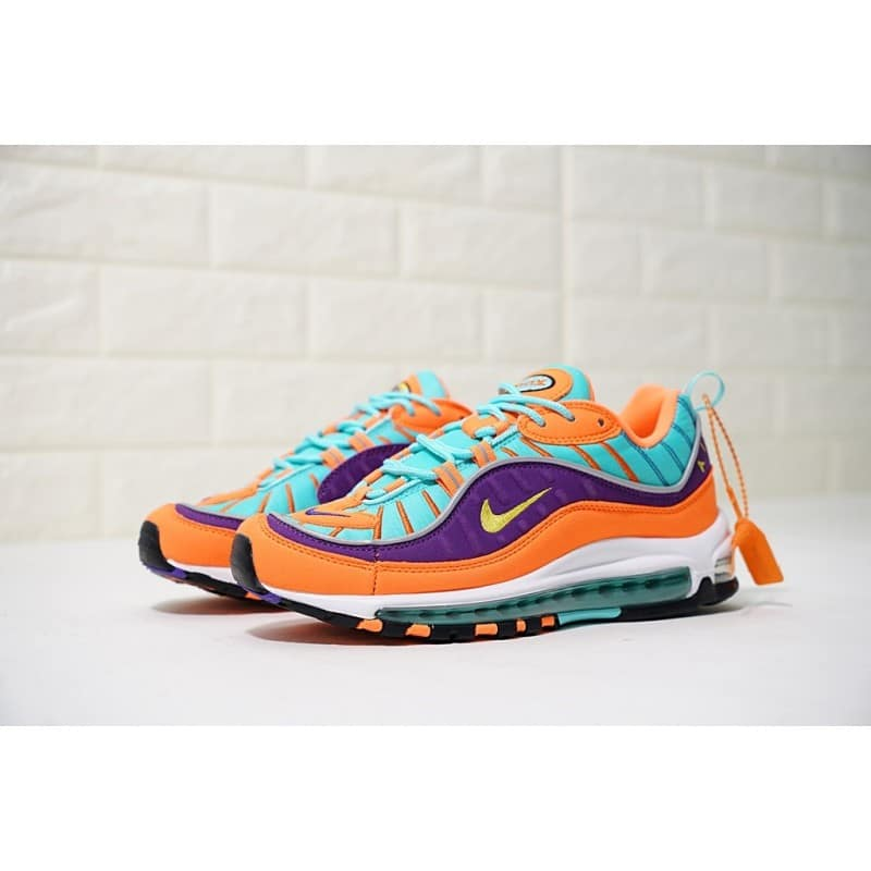 air max 98 naranja