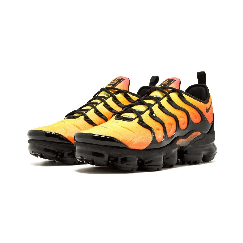 Nike Air Vapormax Plus Yellow and