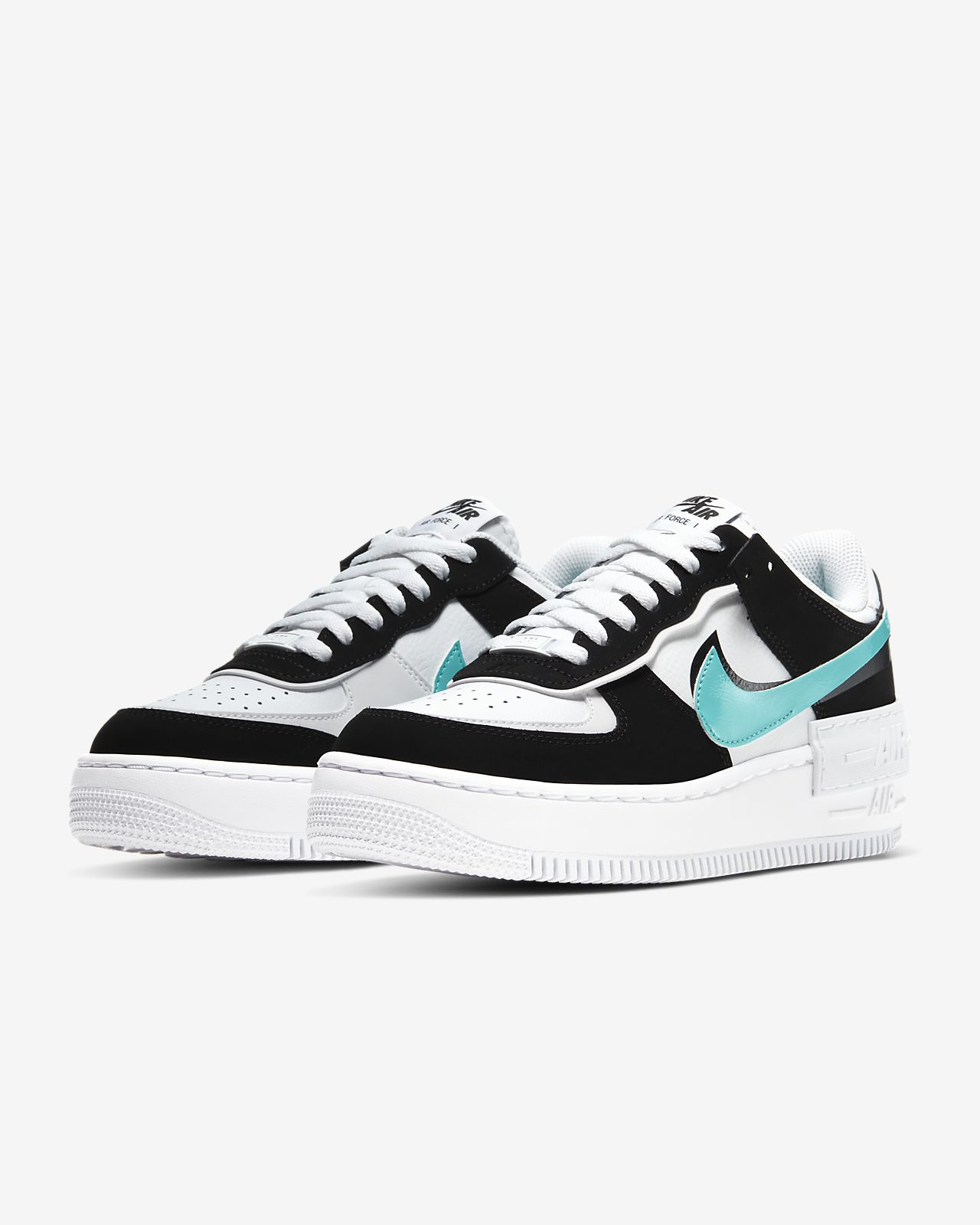 Nike Air Force 1 Shadow Aurora Sneakerstrendz Women's nike air force 1 shadow se casual shoes. nike air force 1 shadow aurora