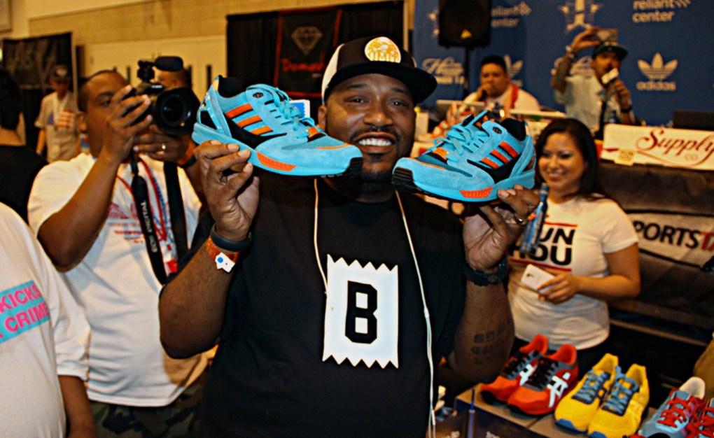 Sneaker Summit Bun B Adidas