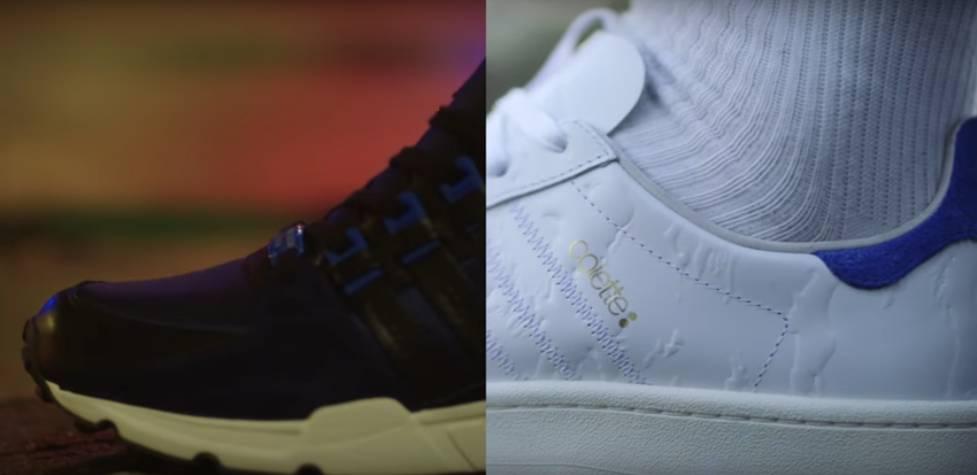 buy popular c861c ac77e Adidas Consortium x UNDFTD x Colette   January 2017 Release