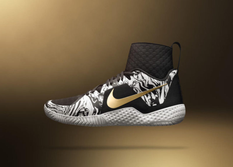 881241a255f1 Nike s 2017 Black History Month Collection of Basketball Shoes and More Nike  Flair ...
