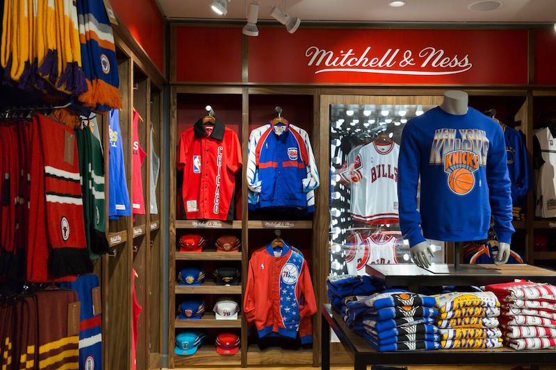 best website 0178e 29aca Allen Iverson Teamed Up With a Mitchell & Ness NBA Store