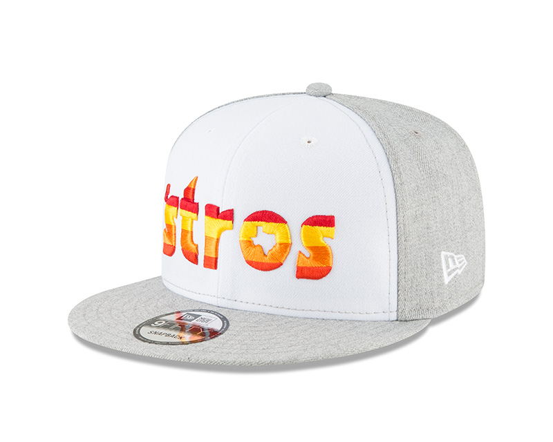 2017 Bun B x Houston Astros New Era Cap 9FIFTY Snapback - White Grey ... bd50913f7e3b