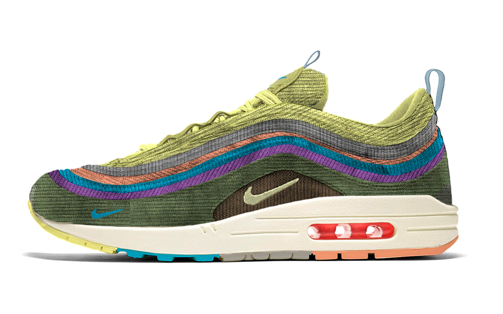 WIN! Nike Air Max 971 Sean Wotherspoon !WIN