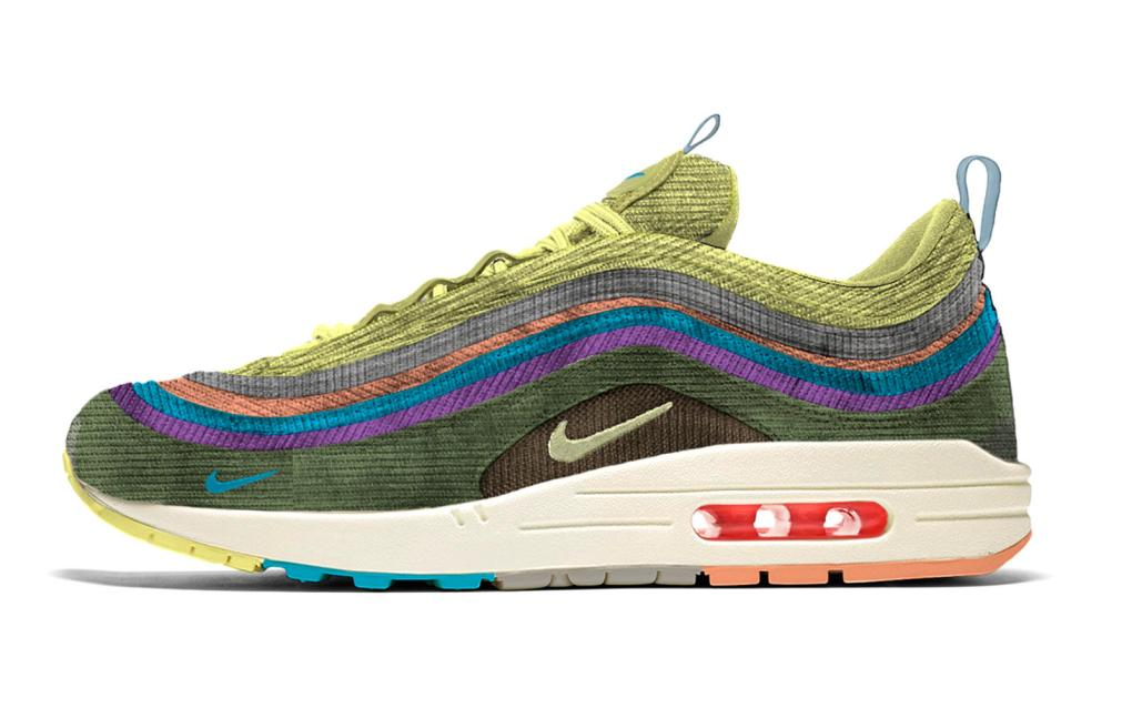 pretty nice a68be 8ce41 ... the Nike Air Max 97 1. Posted on November 15, 2017 by Terrence Whaley · Sean  Wotherspoon