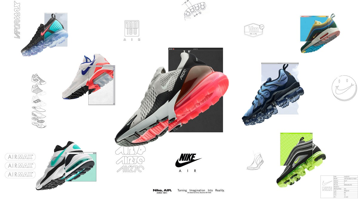 Here is the Release Information for #AirMaxDay 2018