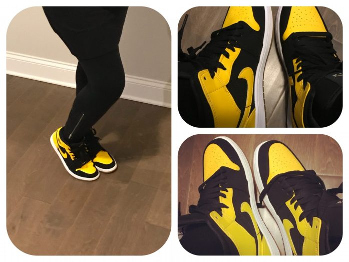 Nike Jordan 1 Mid-Love