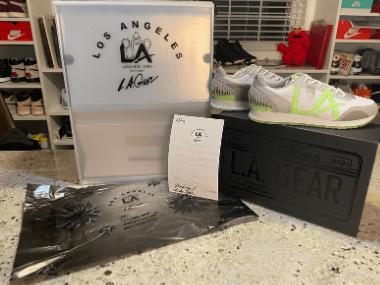 LA Gear Sneaker Box Exclusies