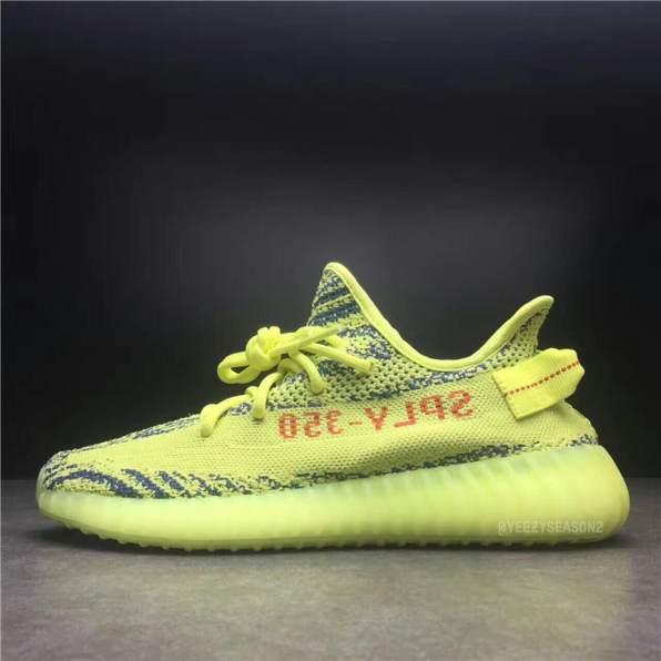 Yeezy Yellow 1