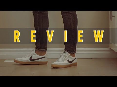 Awesome Sneakers | J. Crew Nike Killshot 2 Review | After Owning For a Month