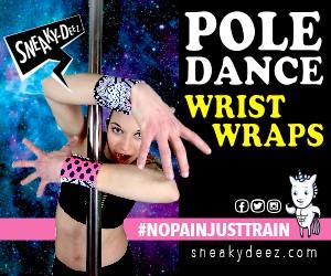 Pole Dance Wrist Wraps!