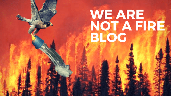 We are NOT a FIRE Blog – This is a Rant