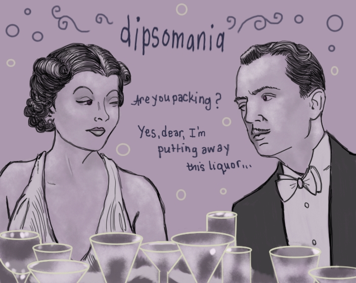Dipsomania by Amanda Wood