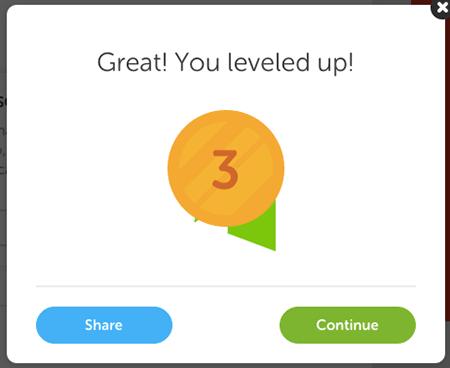 Duolingo - Esperanto Level Up
