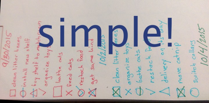 Sneer Campaign Organization Method Example