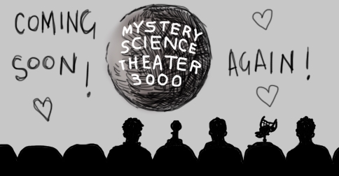 Mystery Science Theater 3000 by Amanda Wood