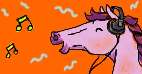 Sneer Campaign Horse Playlist by Amanda Wood