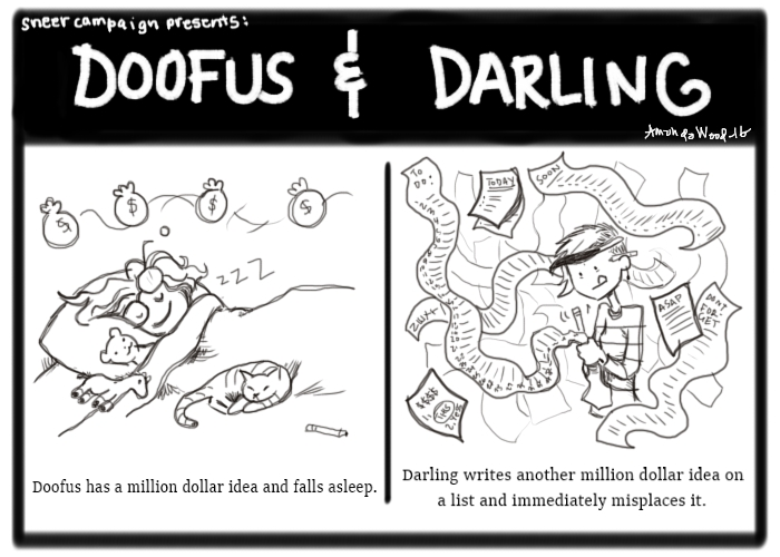 Doofus and Darling 3
