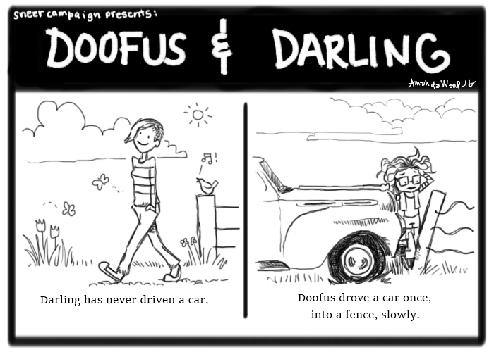 doofus and darling