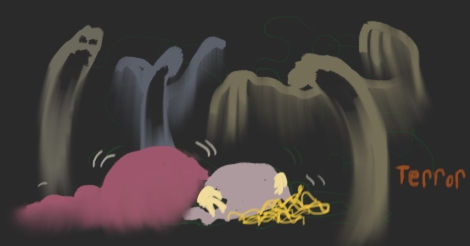 Recurring Nightmares of Dollissa by Amanda Wood