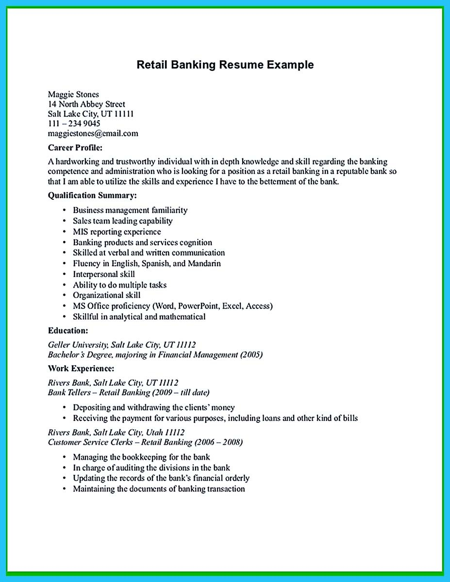 resume letter meaning