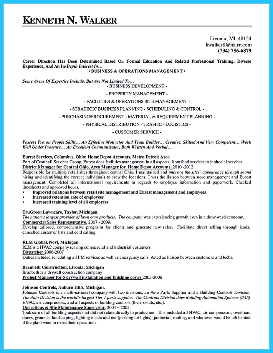 Outstanding Professional Apartment Manager Resume You Wish