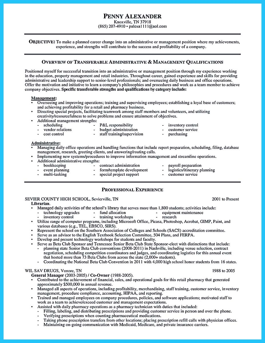 post office manager resume sample