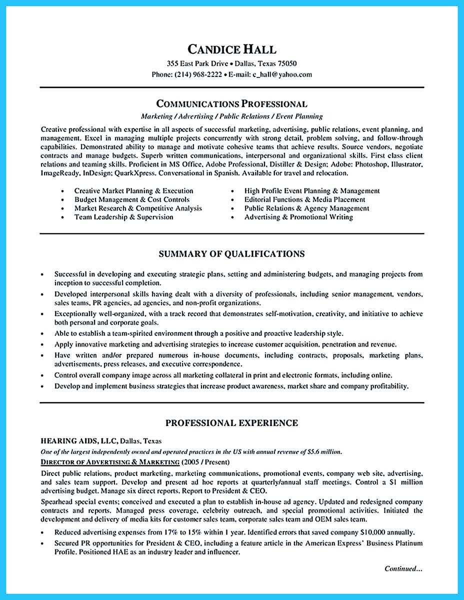 Audit Manager Resume Starting Your Career Now With A Relevant Athletic Director Resume