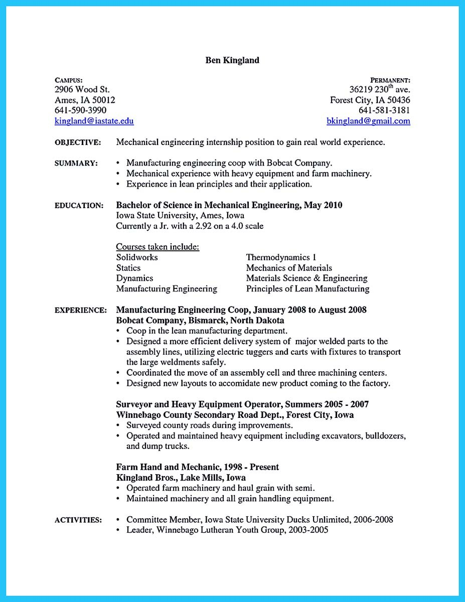 resume how to objective