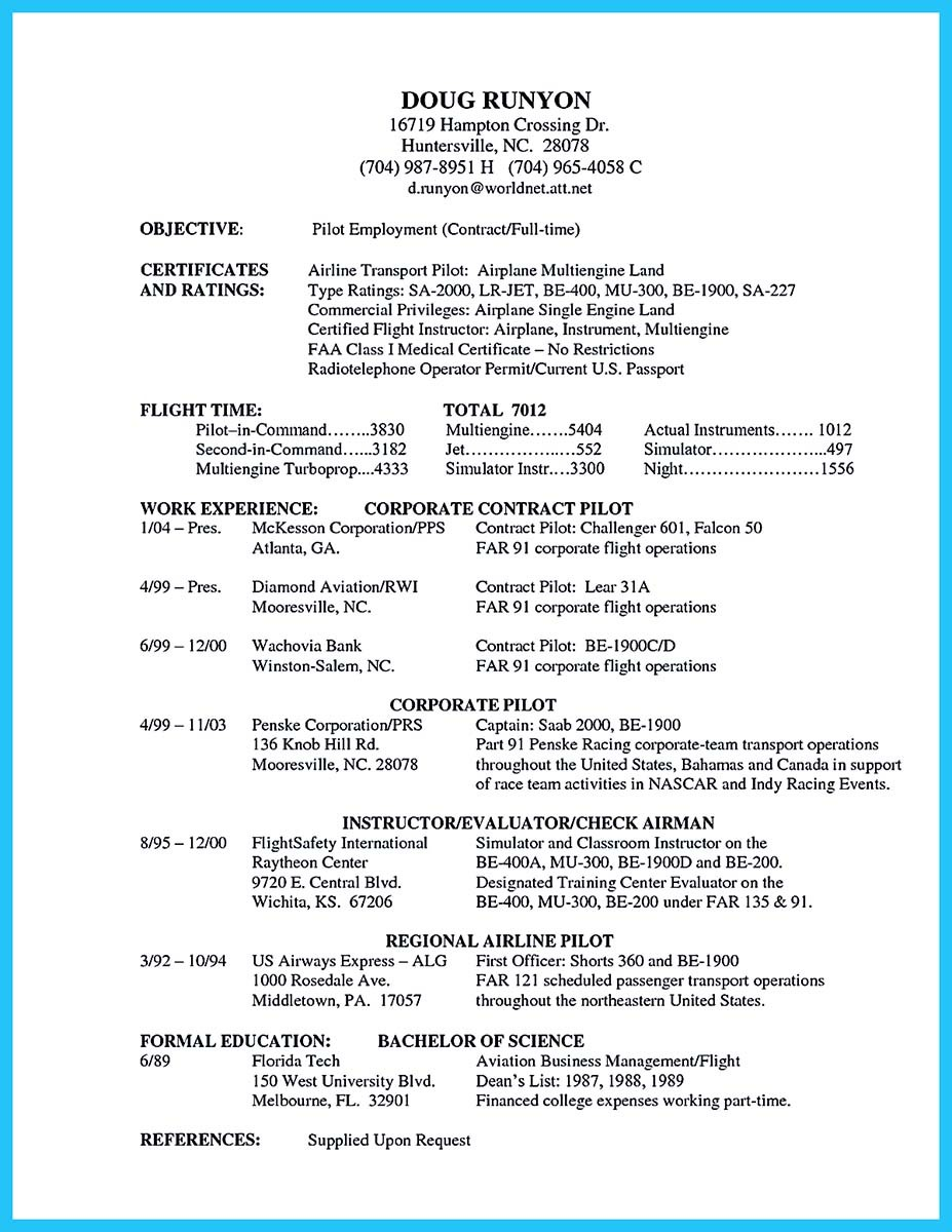 post military resume template
