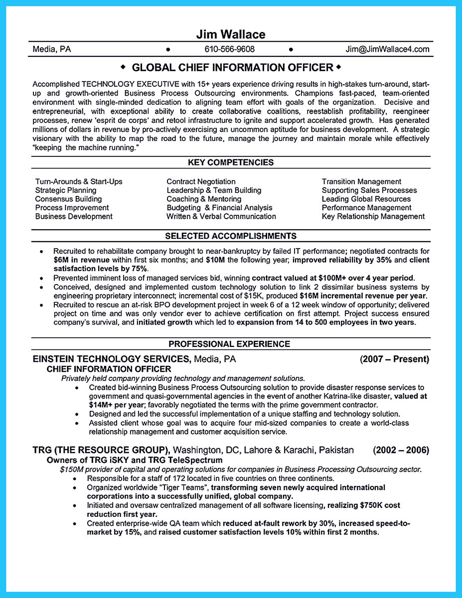 2017 perfect resume examples
