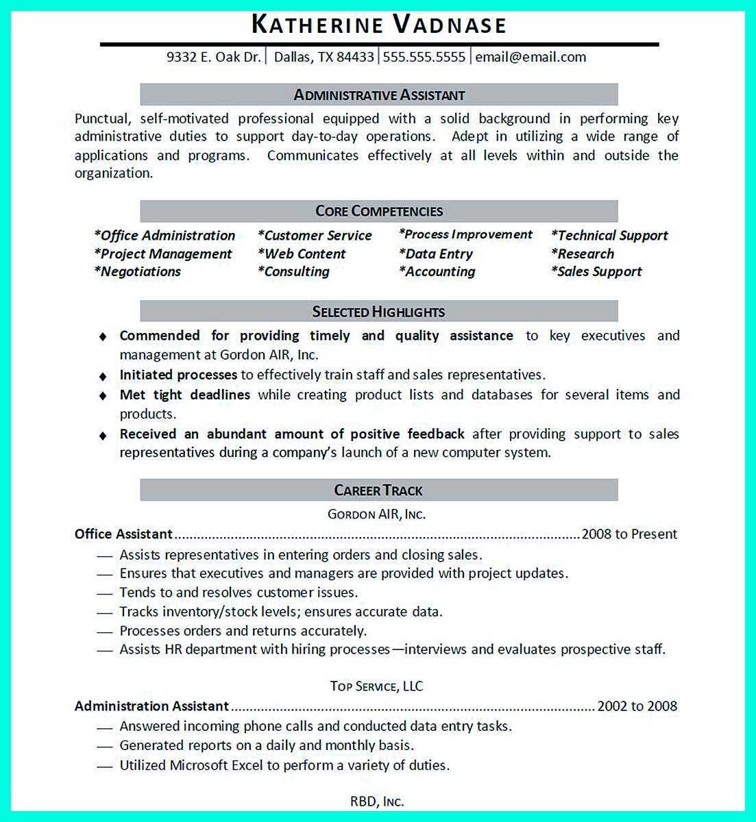 Cna Resume Samples Quotmention Great And Convincing Skills Quot Said Cna Resume Sample