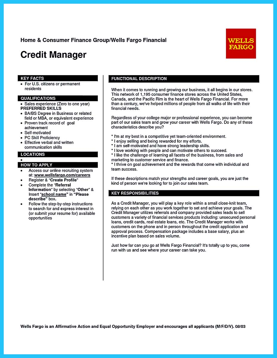 credit analyst resume example examples of resumes - Sample Credit Analyst Resume