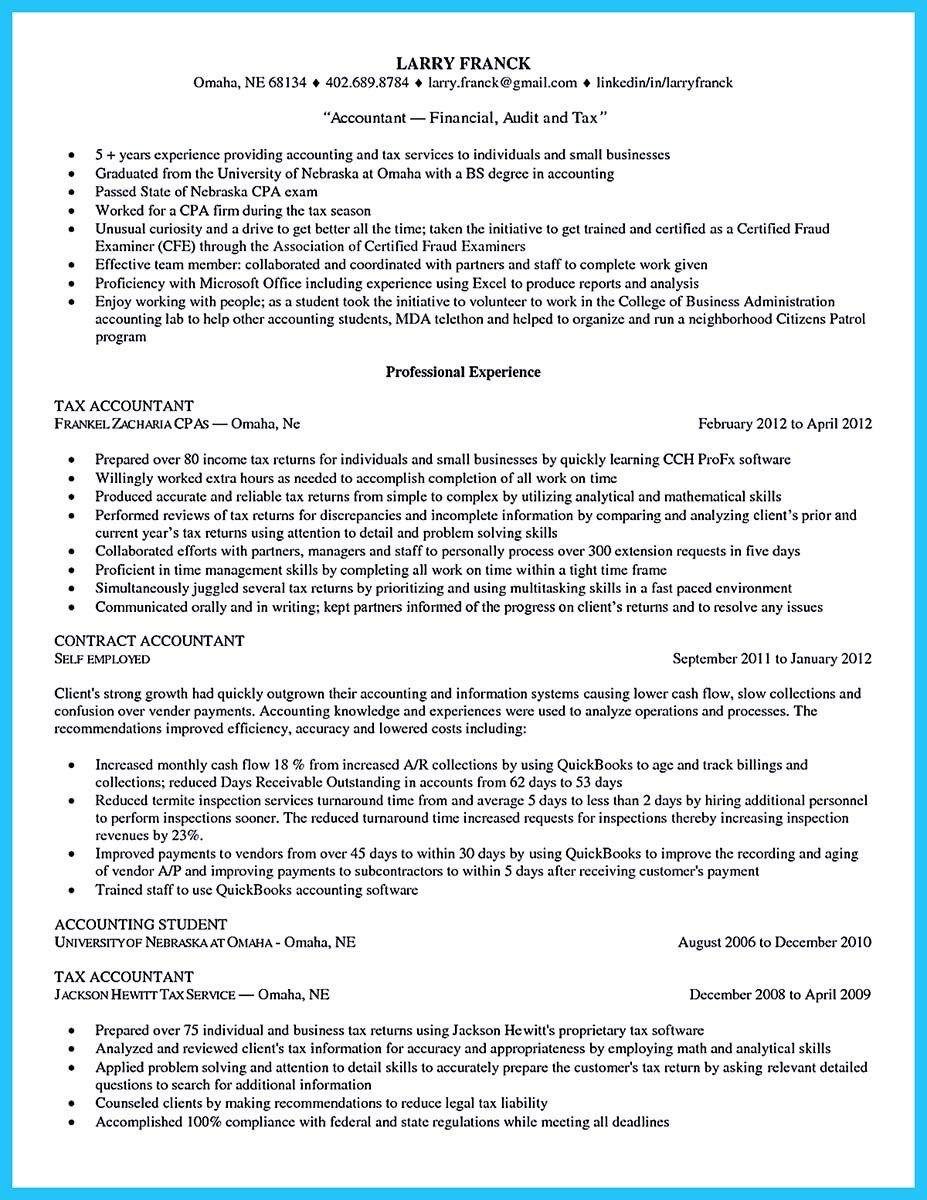 Revenue Auditor Cover Letter Making A Concise Credential Audit Resume
