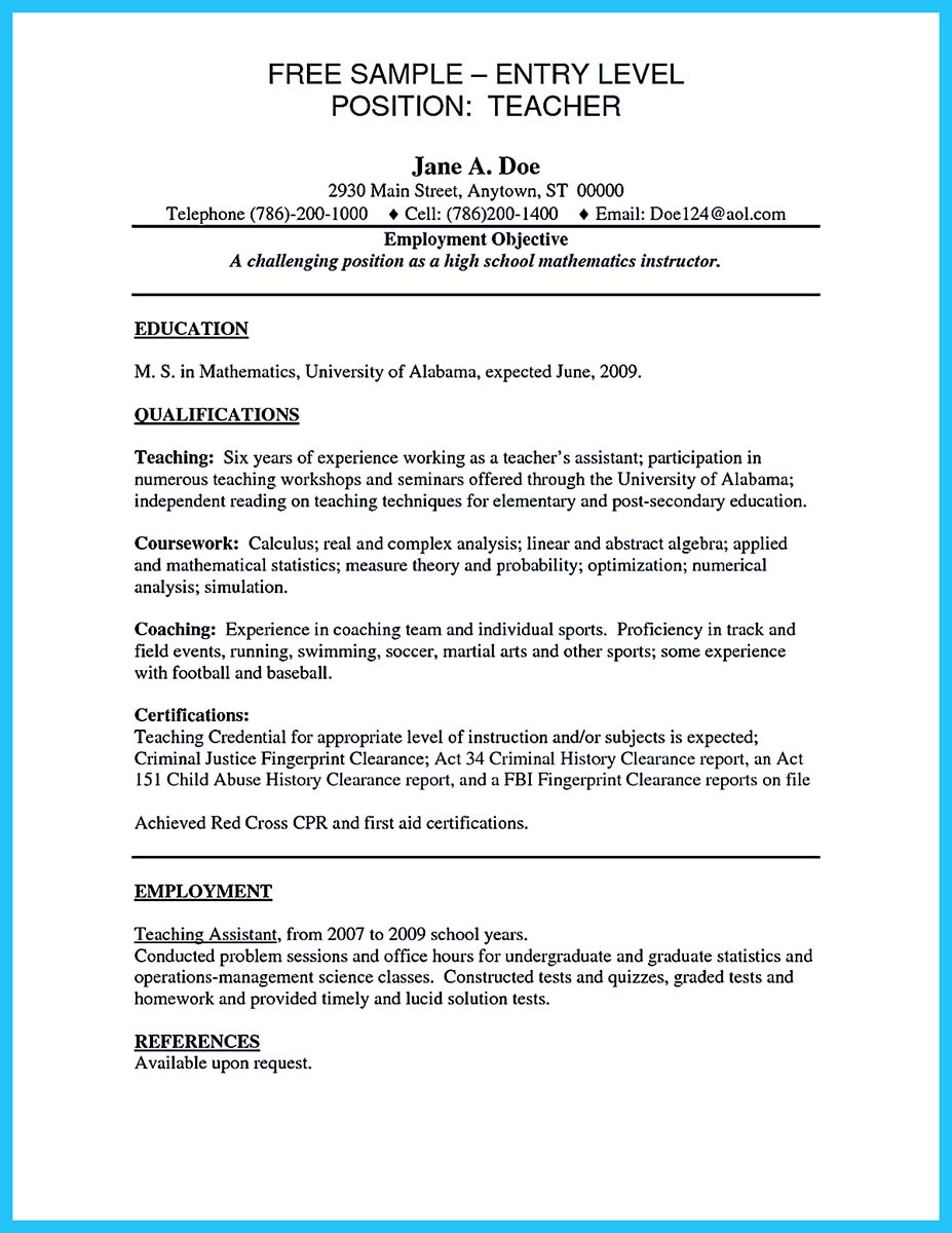 resume current work
