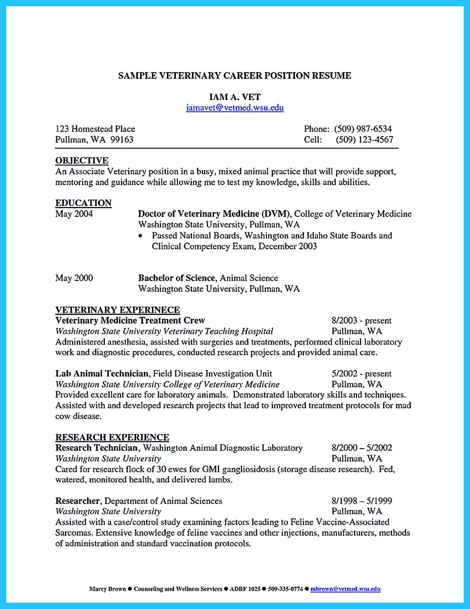 Perfect CRNA Resume To Get Noticed By Company