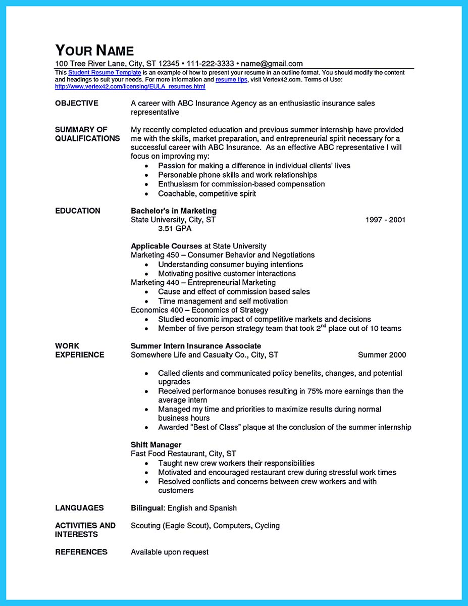 resume printable images
