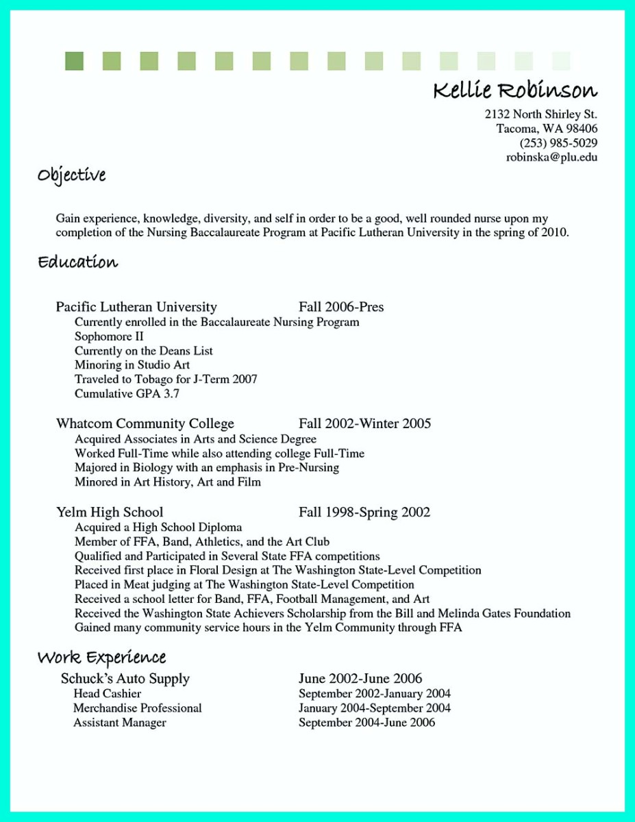 Example Resume For Head Cashier Recommendation Letter Business To Business
